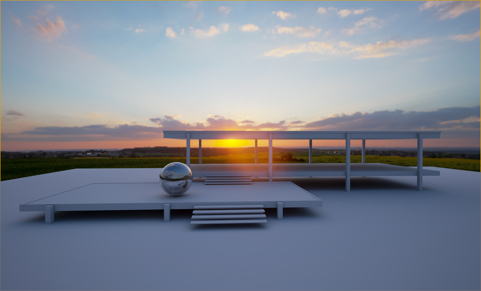 HDRI Lighting in Unreal Engine – Real Time 3D Architecture