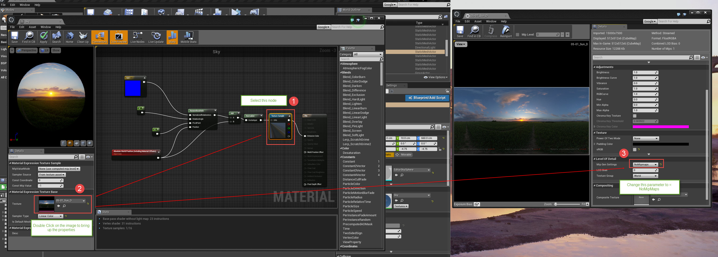 HDRI Lighting in Unreal Engine – Page 2 – Real Time 3D Architecture