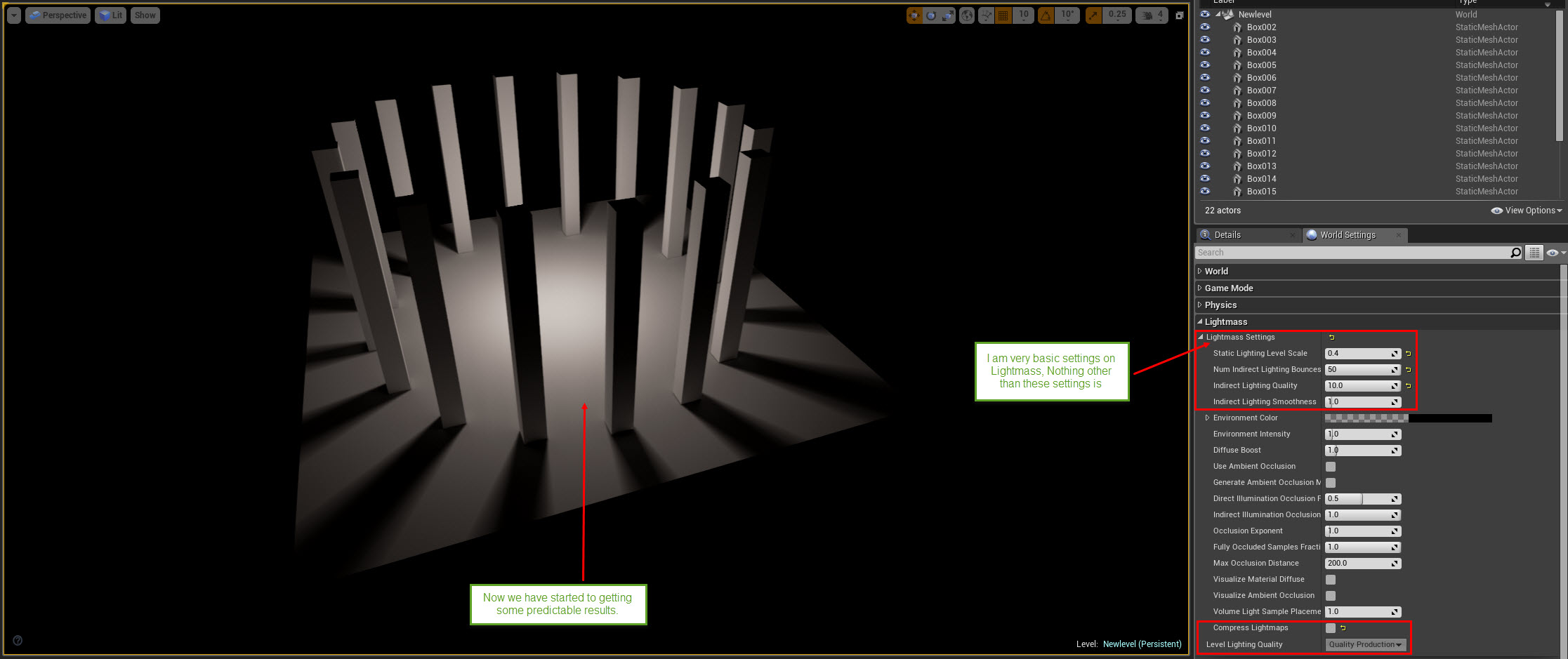 UVW Workflow for Arch-Vis in UE4 – Real Time 3D Architecture